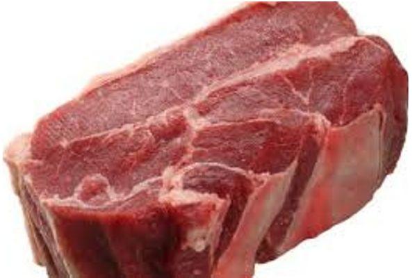 thịt nạc chứa nhiều sắt