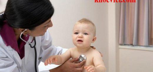 dấu hiệu bệnh viêm phổi ở trẻ sơ sinh