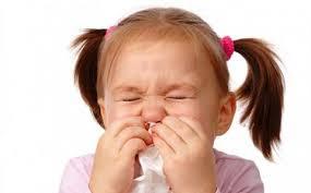bệnh cảm cúm ở trẻ em