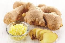 gừng giúp chữa bệnh cảm cúm ở trẻ