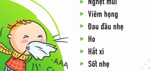 cách chữa bệnh cảm cúm