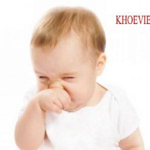 viêm mũi họng cấp ở trẻ